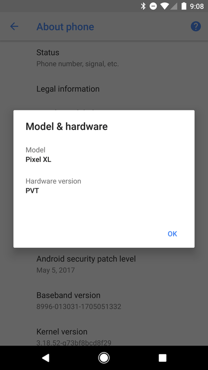 android-o-dp3-hardware-version