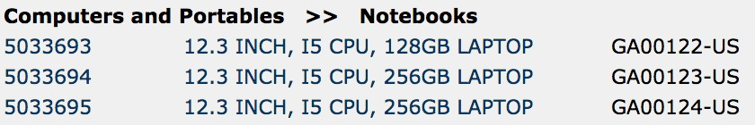 google-pixelbook-reseller-listing