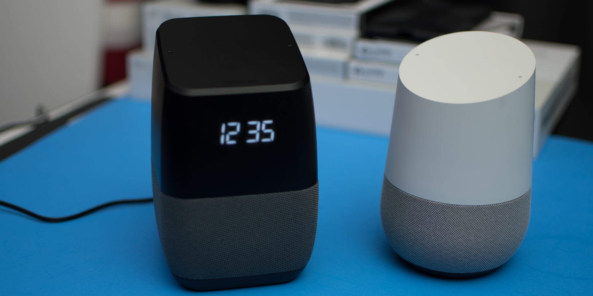 Hands-on: Insignia's Voice Speaker is the bedside Google