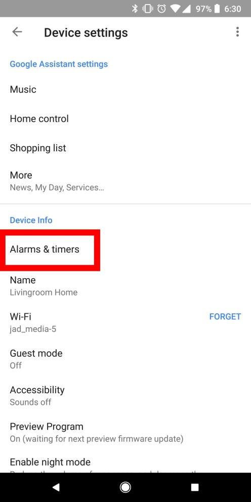 google-home-custom-alarm-song-4