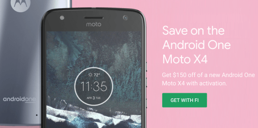 android-one-moto-x4-promo
