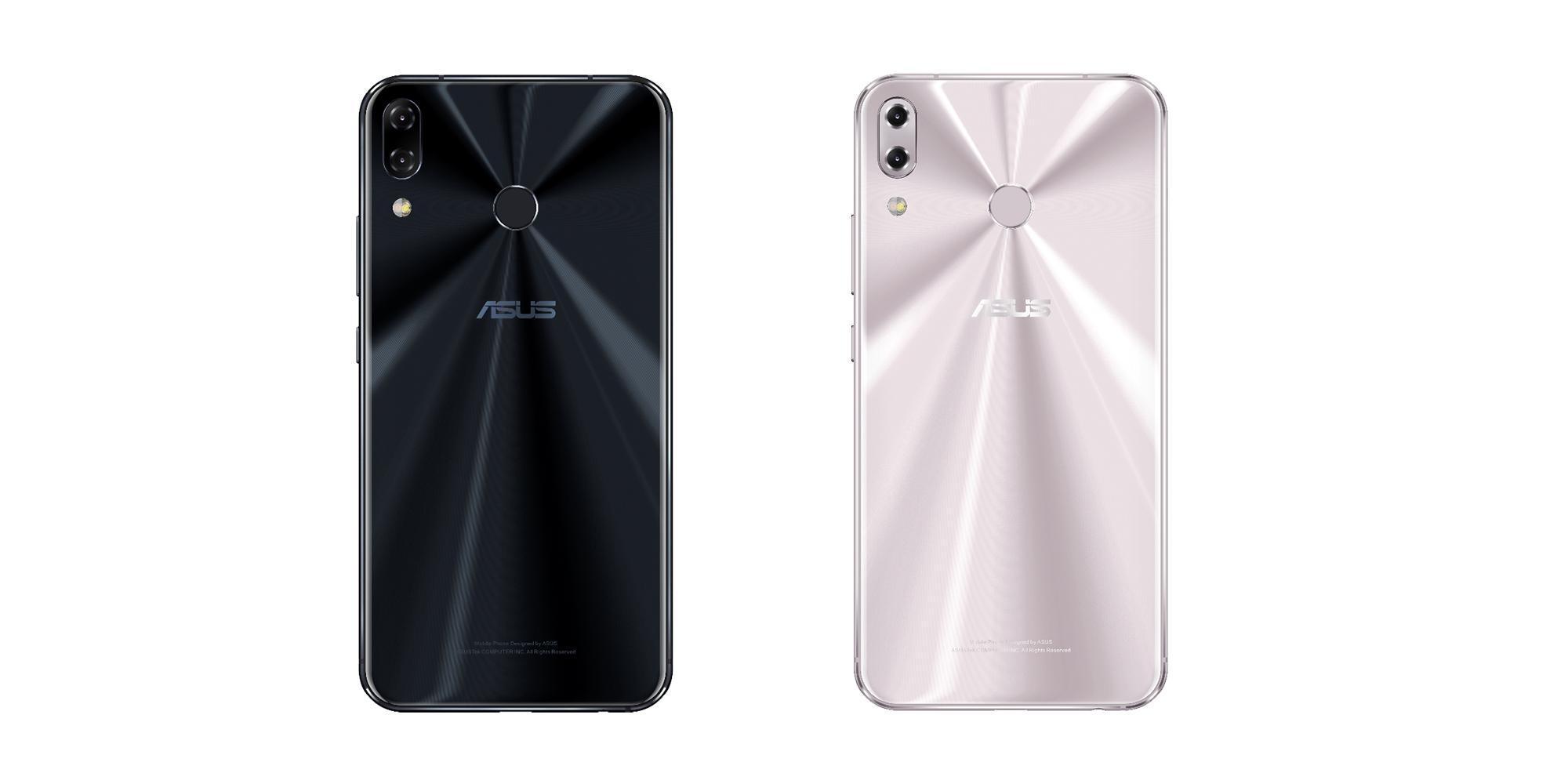 Asus zenfone 5 family brings bezel less design snapdragon 845 and asus zenfone 5 2 ccuart Choice Image