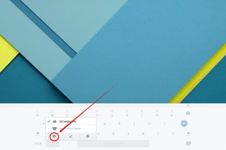 Chrome OS using Emoji 9