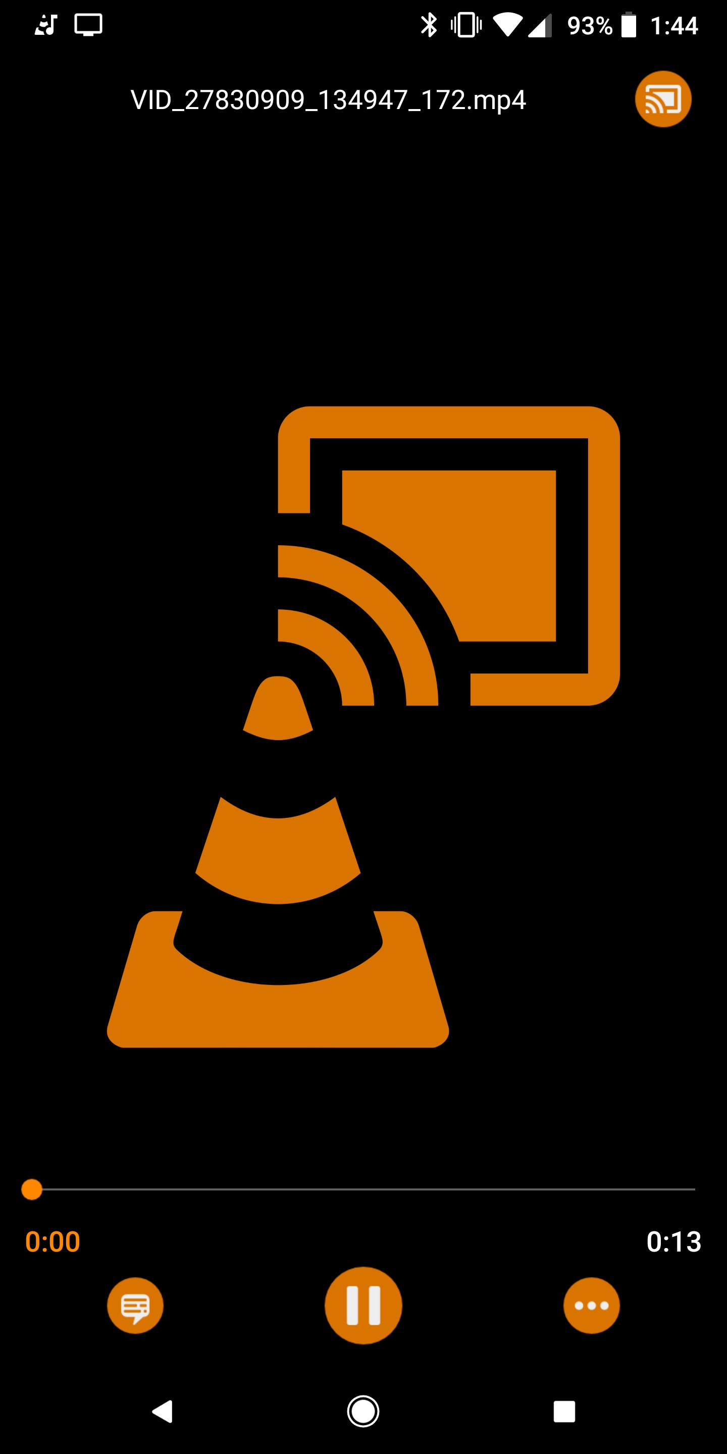 How to use VLC to cast local content from Android or Windows