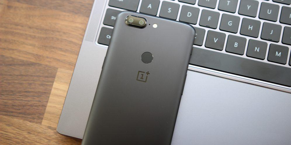 OnePlus 5 OxygenOS beta