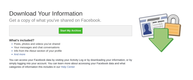 facebook-archive-tool