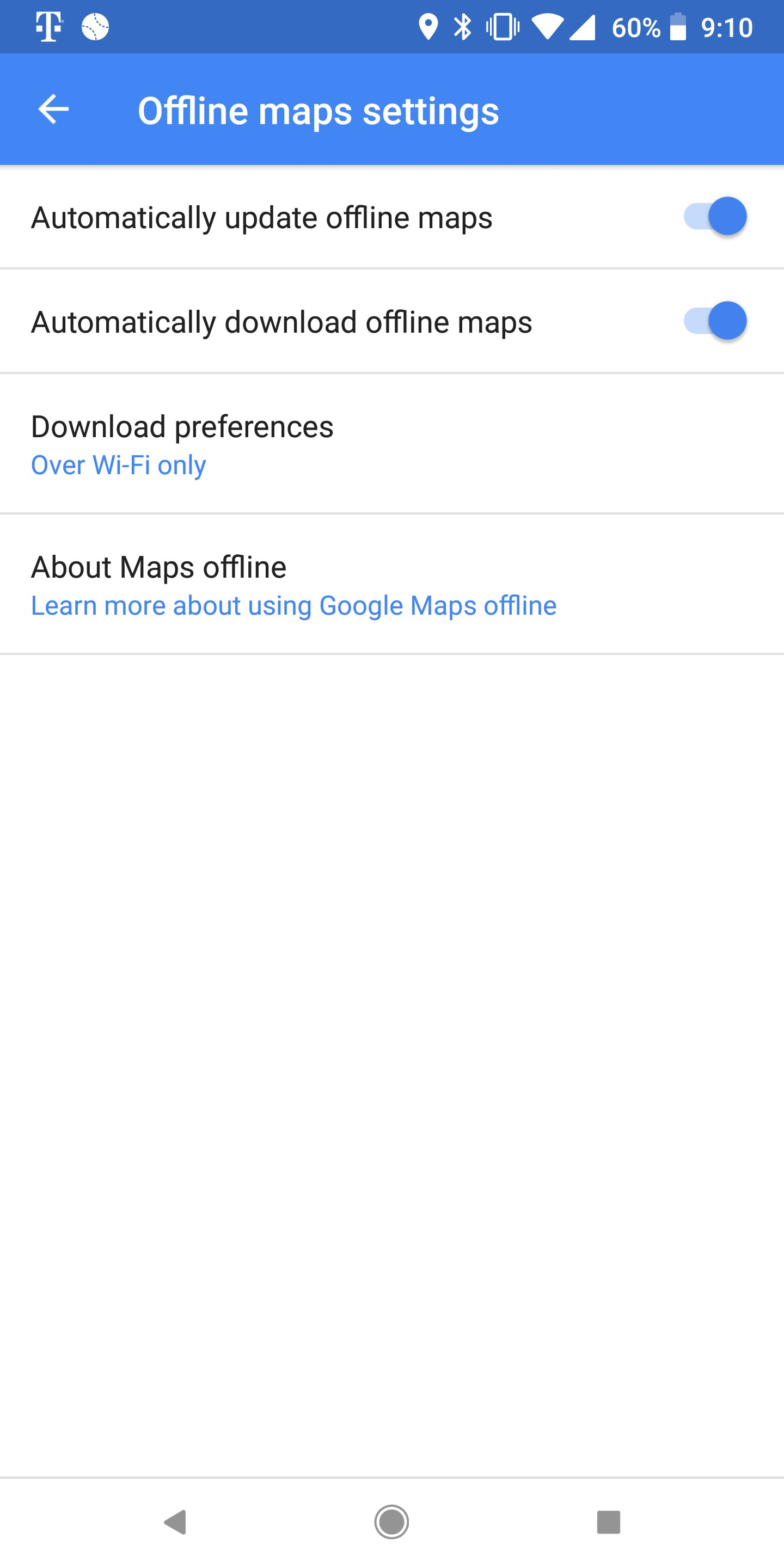 How to use Google Maps offline on Android - 9to5Google How To Download Google Maps On Android For Offline Use on