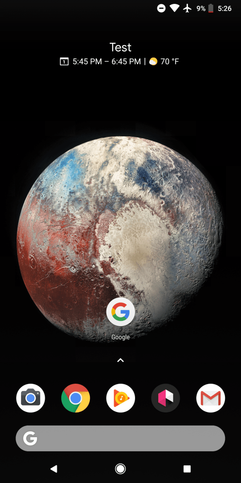 pixel-launcher-at-a-glance-cal