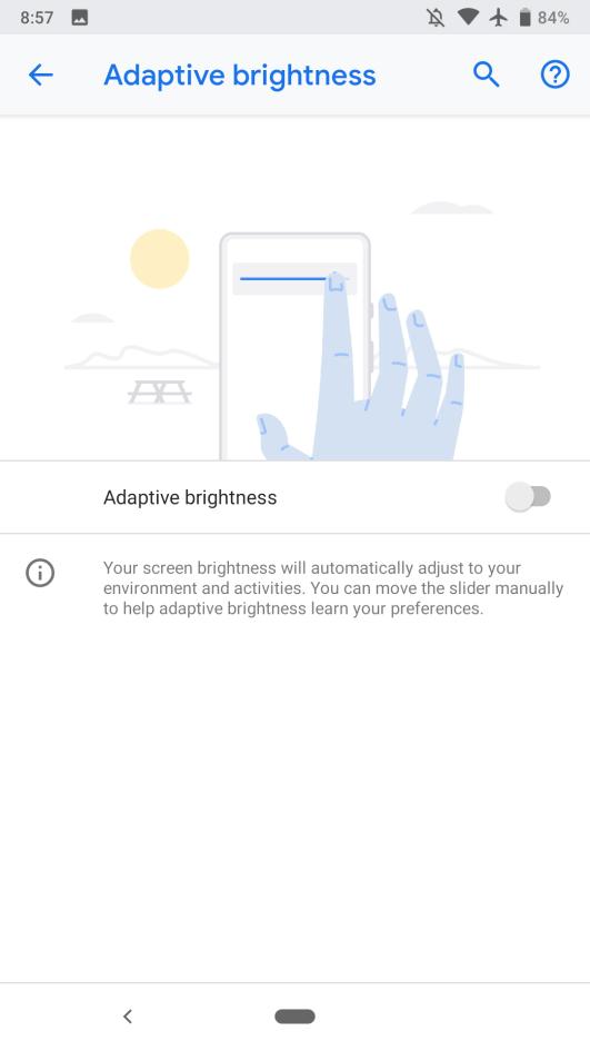 android-p-adaptive-brightness