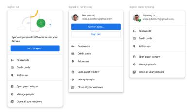 Chrome 70 diluncurkan dengan Status Login serta Privasi Ekstensi yang lebih baik