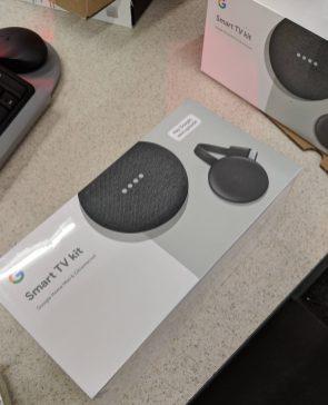 Chromecast Smart TV kit