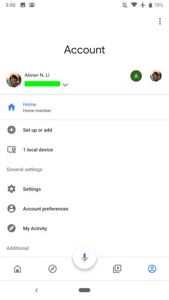 Google Home 2.6