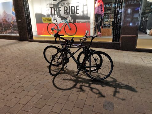 Bikes - Nightscape