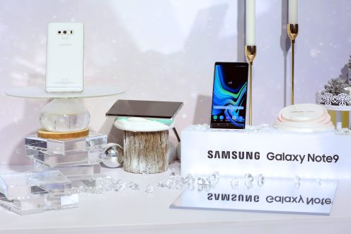 Galaxy-Note-9-First-Snow-White-edition-1
