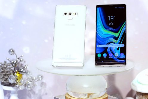 Galaxy-Note-9-First-Snow-White-edition-2