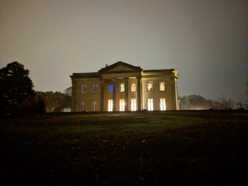 Pixel 3XL - Night Sight - Manor