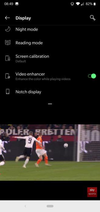 Video Enhancer on - Video