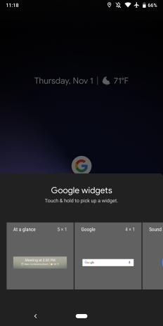 Google app 8.39 Feed