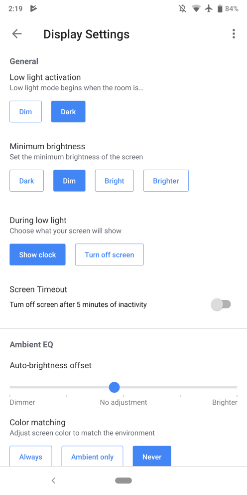 Google Home 2.7