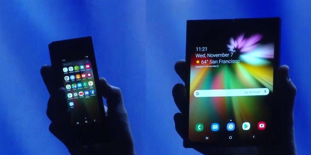 Samsung Infinity Flex Foldable