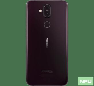 Nokia-8.1-Phoenix-Iron-Red