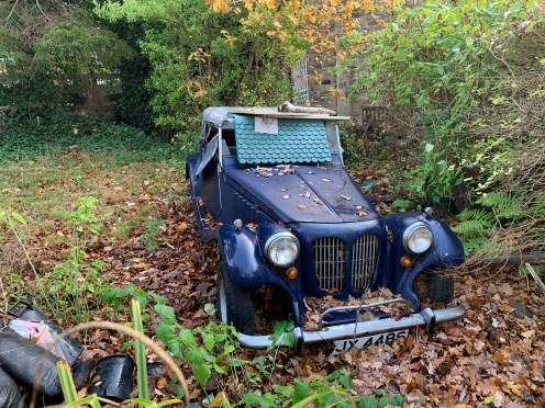 iPhone XR - Classic car