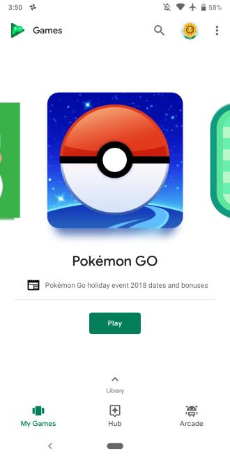 Google Play Games 5.14