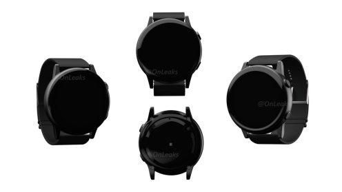 Samsung Galaxy Sport smartwatch leak 1