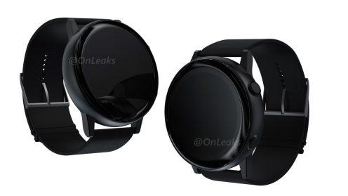 Samsung Galaxy Sport smartwatch leak 2