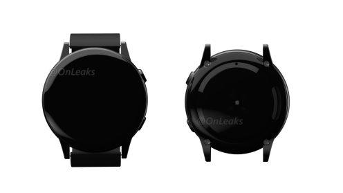 Samsung Galaxy Sport smartwatch leak 3