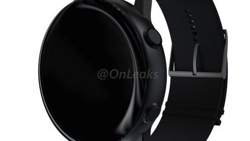 Samsung Galaxy Sport smartwatch leak 4