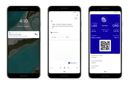 google-assistant-flight-check-in