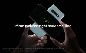Samsung Galaxy S10 leaked advert