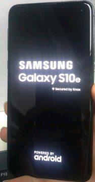 Samsung Galaxy S10e leak 3 - Boot logo.jpg