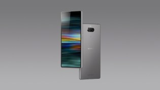 Xperia 10 Plus_Key Visual_Black