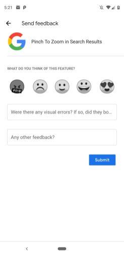 Google app 9.23
