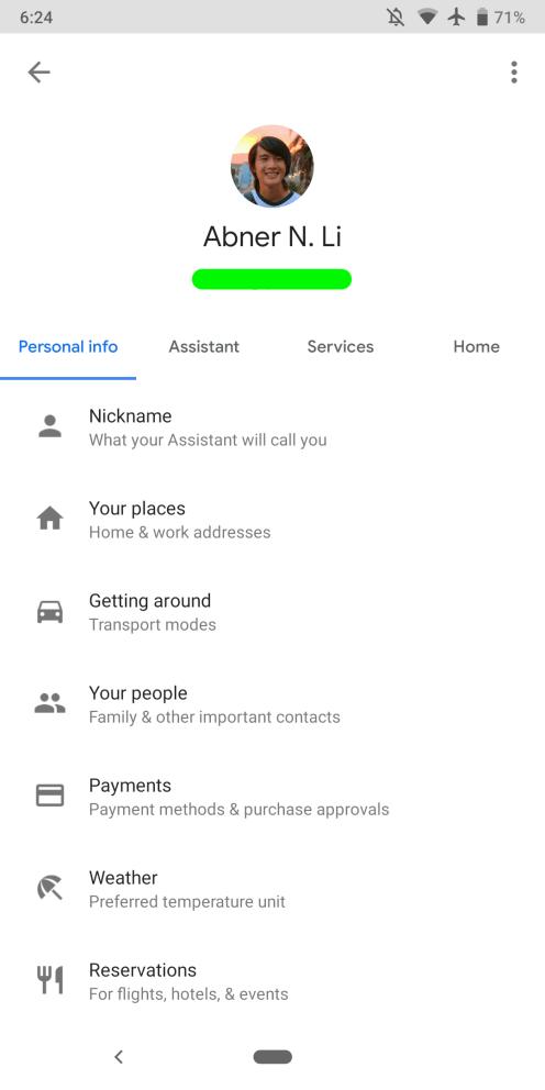 Google app 9.31