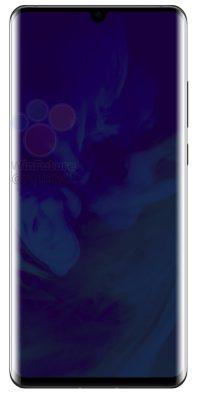 Huawei P30 Pro render 1