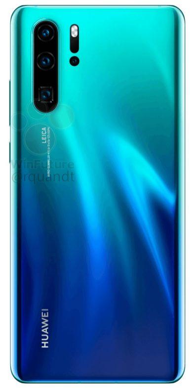 Huawei P30 Pro render 4