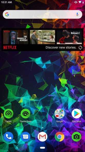 razer phone 2 android pie