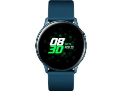 galaxy watch active blue
