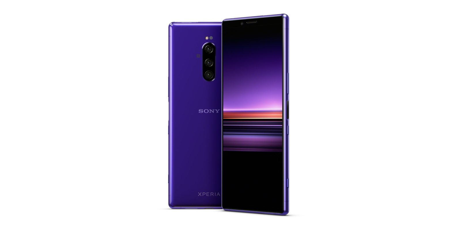 Sony Bravia Tv Screen Purple - Year of Clean Water
