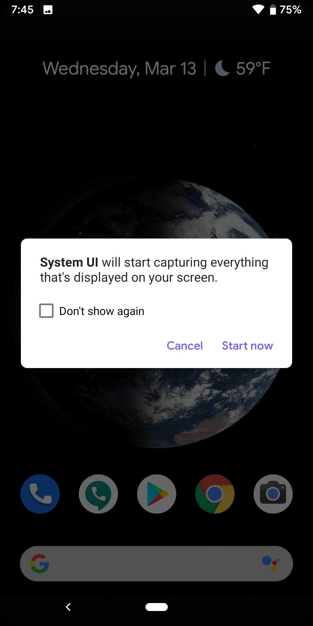 Android Q Beta 1: Hier erfahren Sie, wie Sie auf den neuen Bildschirmschreiber zugreifen können