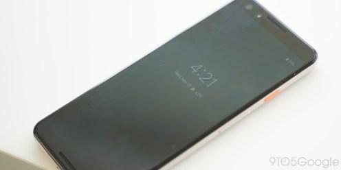 Android Q Beta 1 AOD
