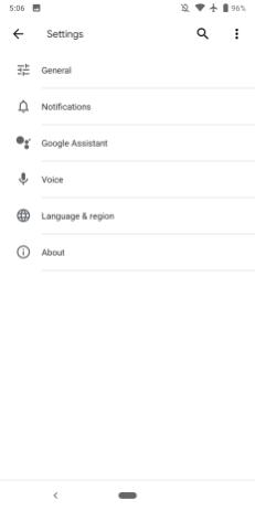 Google app 9.46