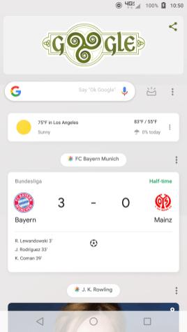 Google Doodle Discover Pixel Launcher