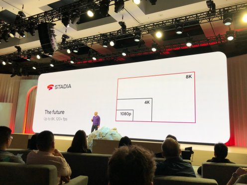 Google Stadia kündigte einen Spiel-Streaming-Service für Chrome, Android und TVs an