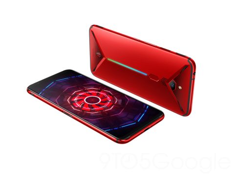 Nubia Red Magic 3 gaming phone