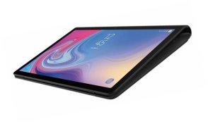 folded tablet