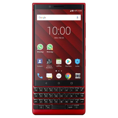 blackberry key2 red edition